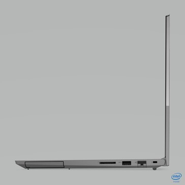 Lenovo ThinkBook 15 Gen2 right side port selection. (Source: Lenovo)