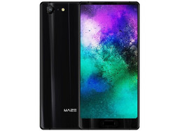 In review: Maze Alpha X, test device supplied by Maze Mobile