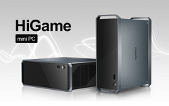 Chuwi upgrades its HiGame mini PC with an even faster Core i7-8709G option