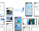 The first devices are now receiving EMUI 11. (Image source: Huawei)
