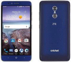 ZTE Blade X Max Android phablet with 6-inch full HD display and quad-core Snapdragon processor