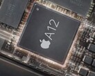 The Apple A12 Bionic features a custom-designed GPU. (Source: Apple)