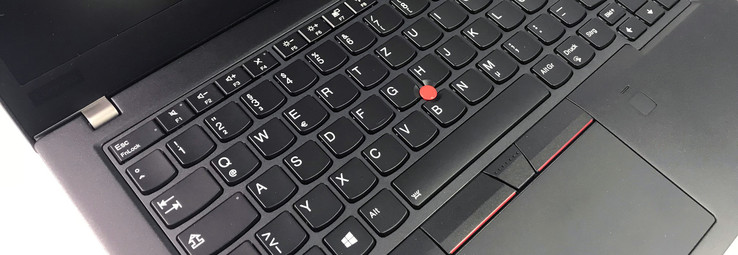 Lenovo ThinkPad T480s (i5, WQHD) Laptop Review - NotebookCheck net