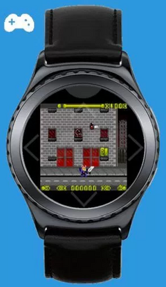 GemBoy is a Game Boy emulator for Tizen-based smartwatches. (Image: Tizen Experts)