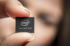 Intel has officially unveiled its XMM 8160 5G modem. (Source: Intel)