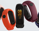 The Xiaomi Mi Band 4 features a 30-day battery. (Image source: Xiaomi)