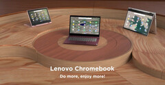 Lenovo has teased three incoming Intel-based Chromebooks in a new video. (Source: Chromeunboxed)