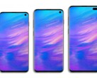 The 3 basic flavors of Galaxy S10. (Source: SlashGear)