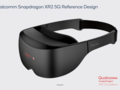 The new Reference Design based on the Snapdragon XR2 platform. (Source: Qualcomm)