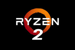 The upcoming Ryzen 2 CPUs will use the 7 nm fabrication process. (Source: AMD)
