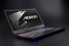 Gigabyte updates Aorus 15 with 9th gen Core i7-9750H and 240 Hz display (Source: Gigabyte)