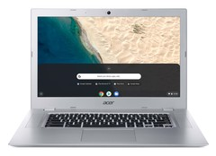 The Acer Chromebook 315 is powered by the new AMD A-Series CPUs with Radeon graphics. (Source: Acer)
