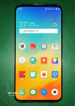 The Meizu 16s is expected to offer flagship components at an upper midrange price. (Source: GSMArena)