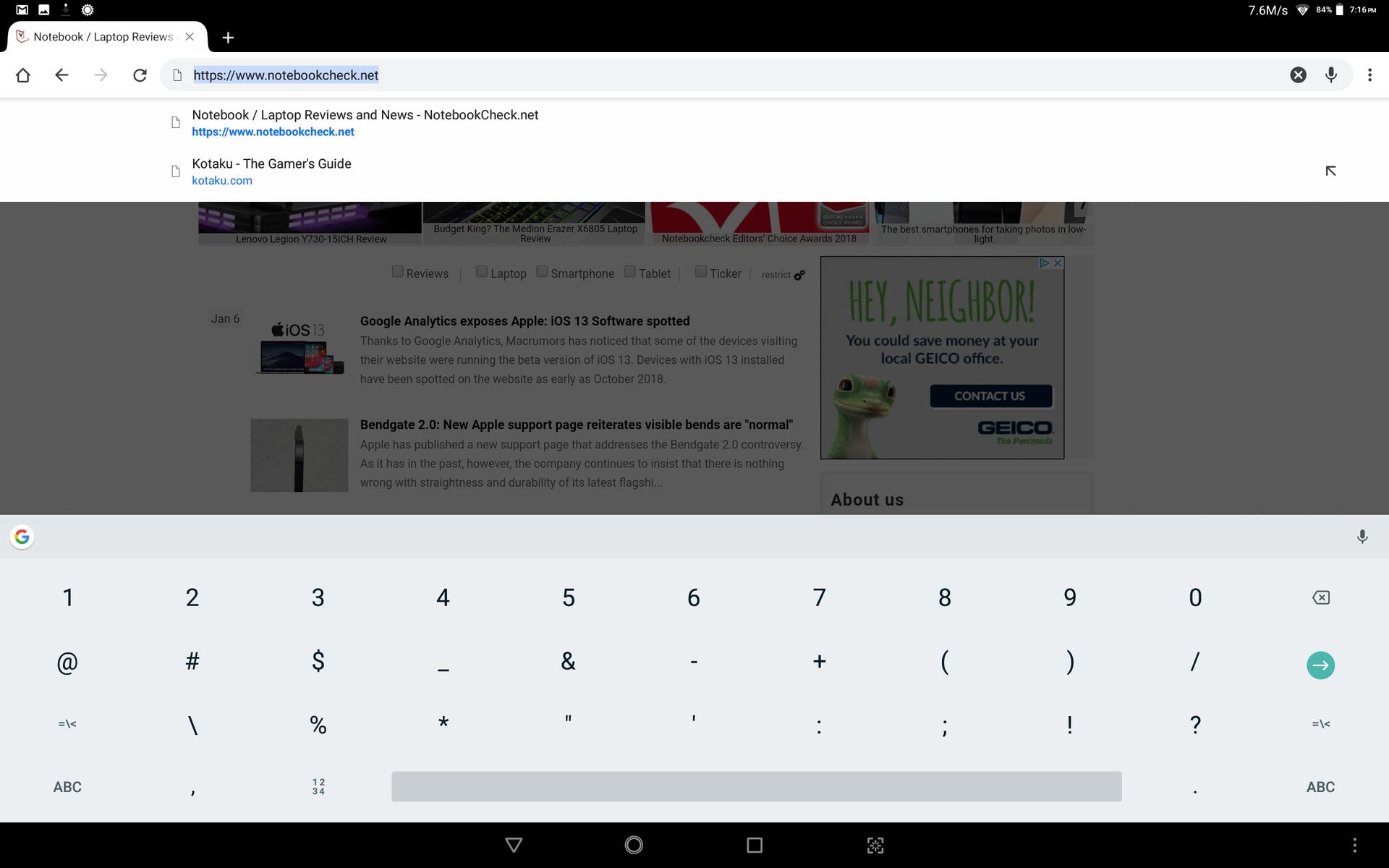 Alldocube X Tablet Review - NotebookCheck net Reviews
