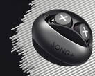 The Aria SONG X earbuds. (Source: Indiegogo)