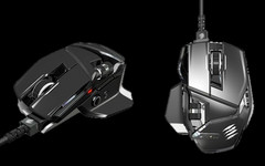 The R.A.T. AIR will be showcased at CES 2018, along with a host of new gaming accessories. (Source: Mad Catz)