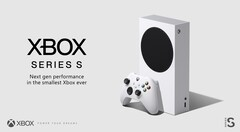 The Xbox Series S is official and its tiny and very affordable. (Image: Microsoft/Twitter)