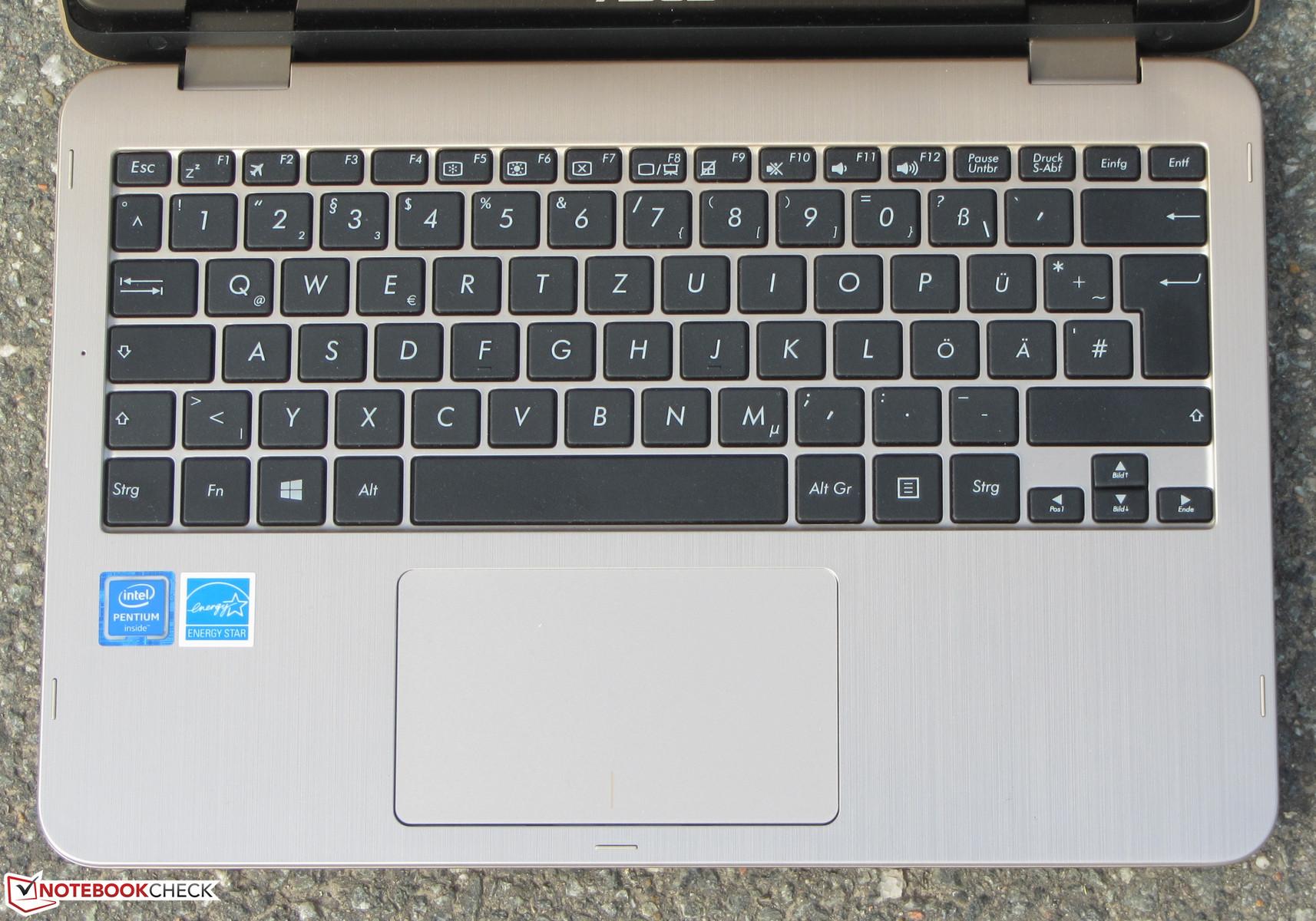 Asus Vivobook Flip 12 Tp203nah N4200 Hd Laptop Review