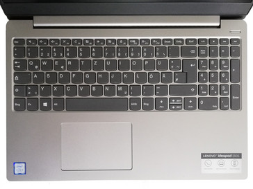 Lenovo IdeaPad 330S - Input devices