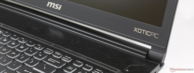 MSI GS73VR 7RG (i7-7700HQ, GTX 1070 Max-Q, FHD) Laptop Review