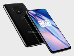 The OnePlus 7T appears to be a massive upgrade over its predecessors. (Image source: OnLeaks)