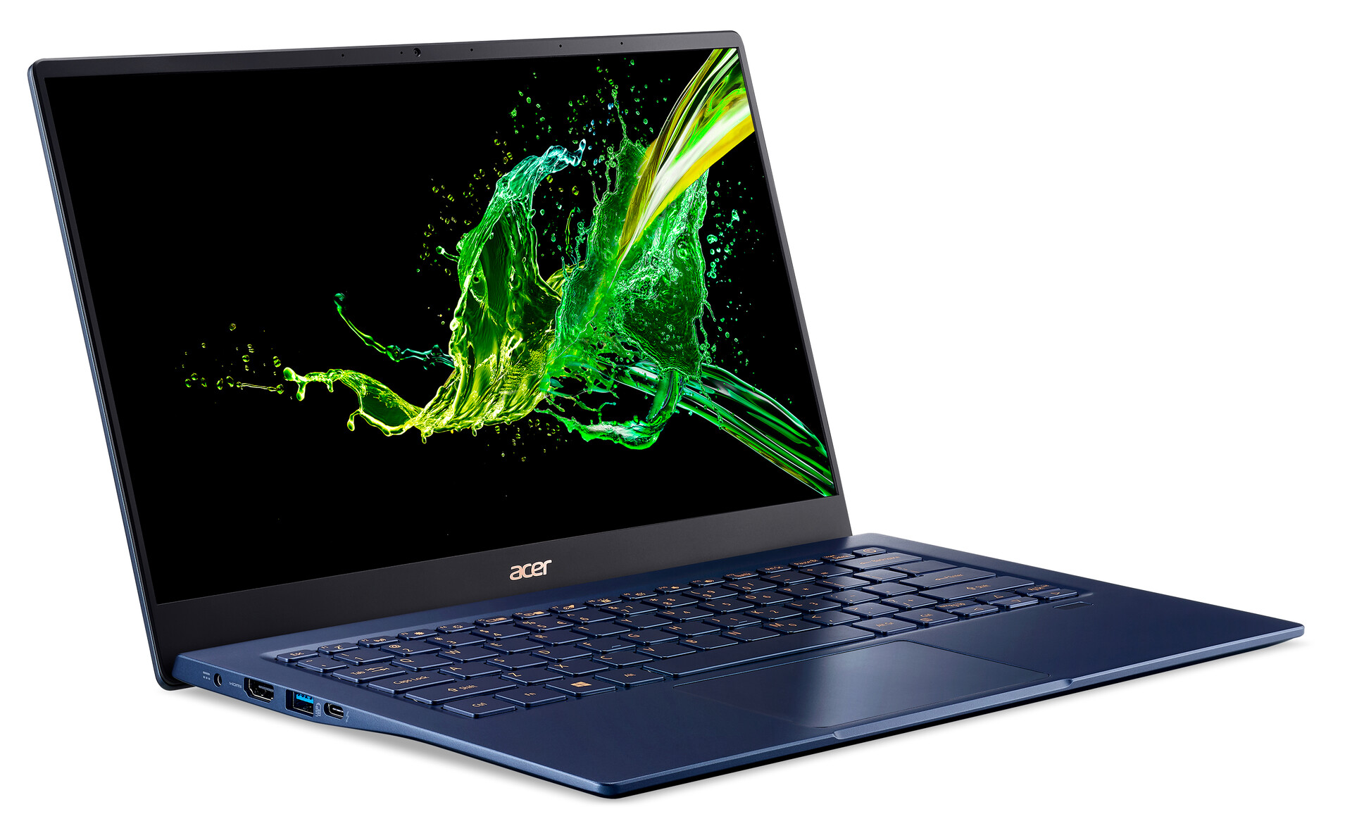 The Acer Swift 5 gets an upgrade to Intel Ice Lake and NVIDIA MX250