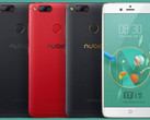 ZTE Nubia Z17 mini Android smartphone with Qualcomm Snapdragon 652/653 processors and dual camera setup