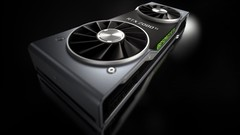 Nvidia's new RTX series launched with heavy criticism on its price, availability, and performance, causing Nvidia's stock to slowly decline over 2 months. (Source: Nvidia)