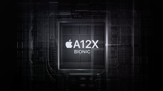 The Apple A12X is an octa-core performance monster comparable to Intel notebook chips. (Source: Apple)