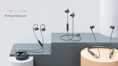 The Aukey Key Series of earphones. (Source: Aukey)