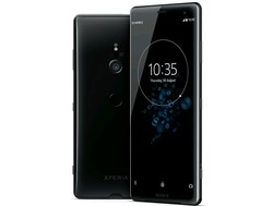 The Sony Xperia XZ3 smartphone review. Test device courtesy of notebooksbilliger.de.