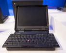 The ThinkPad 701c is one of the most sought-after models for collectors. (Source: Tech Radar)