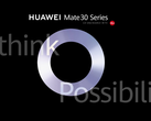 "Huawei is going ""full circle"" with the Mate 30 and Mate 30 Pro. (Image source: Huawei)"