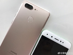 Gionee S10 Android smartphone with dual cameras leaks online
