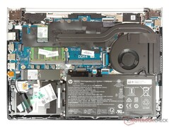 HP ProBook 445 G7 - Maintenance options