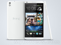 HTC Desire 8 Android smartphone image and specs leak