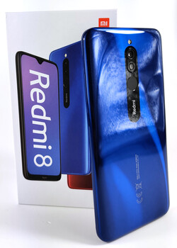 The Xiaomi Redmi 8 smartphone review. Test device courtesy of Trading Shenzhen.