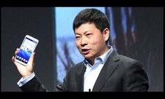 Huawei CEO Richard Yu confirms foldable 5G phone in the works October 2018 interview