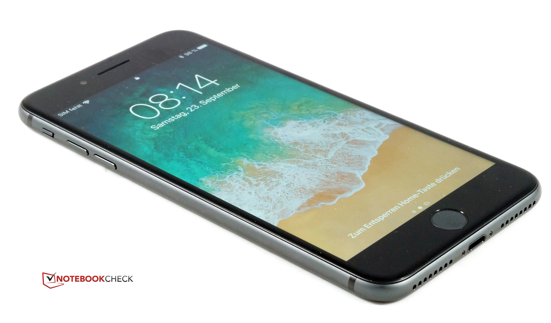Apple iPhone 8 Plus Smartphone Review - NotebookCheck net