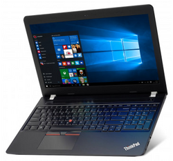 In review: Lenovo Thinkpad E570. Review sample courtesy of Campuspoint.de