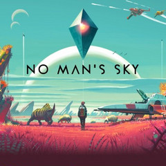No Man's Sky is an open-world adventure game for Playstation 4 and Windows. (Source: Hello Games)