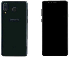 Samsung SM-G8850 alleged Samsung Galaxy A8 Star (Source: SamMobile)