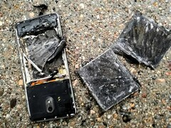The aftermath of the incident. (Source: Nokiamob)
