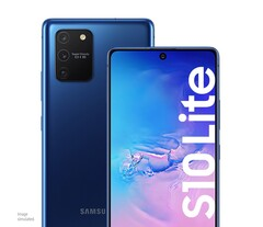 The Galaxy S10 Lite promises flagship specs at an as-yet-unconfirmed value price-point (Image source: Samsung)