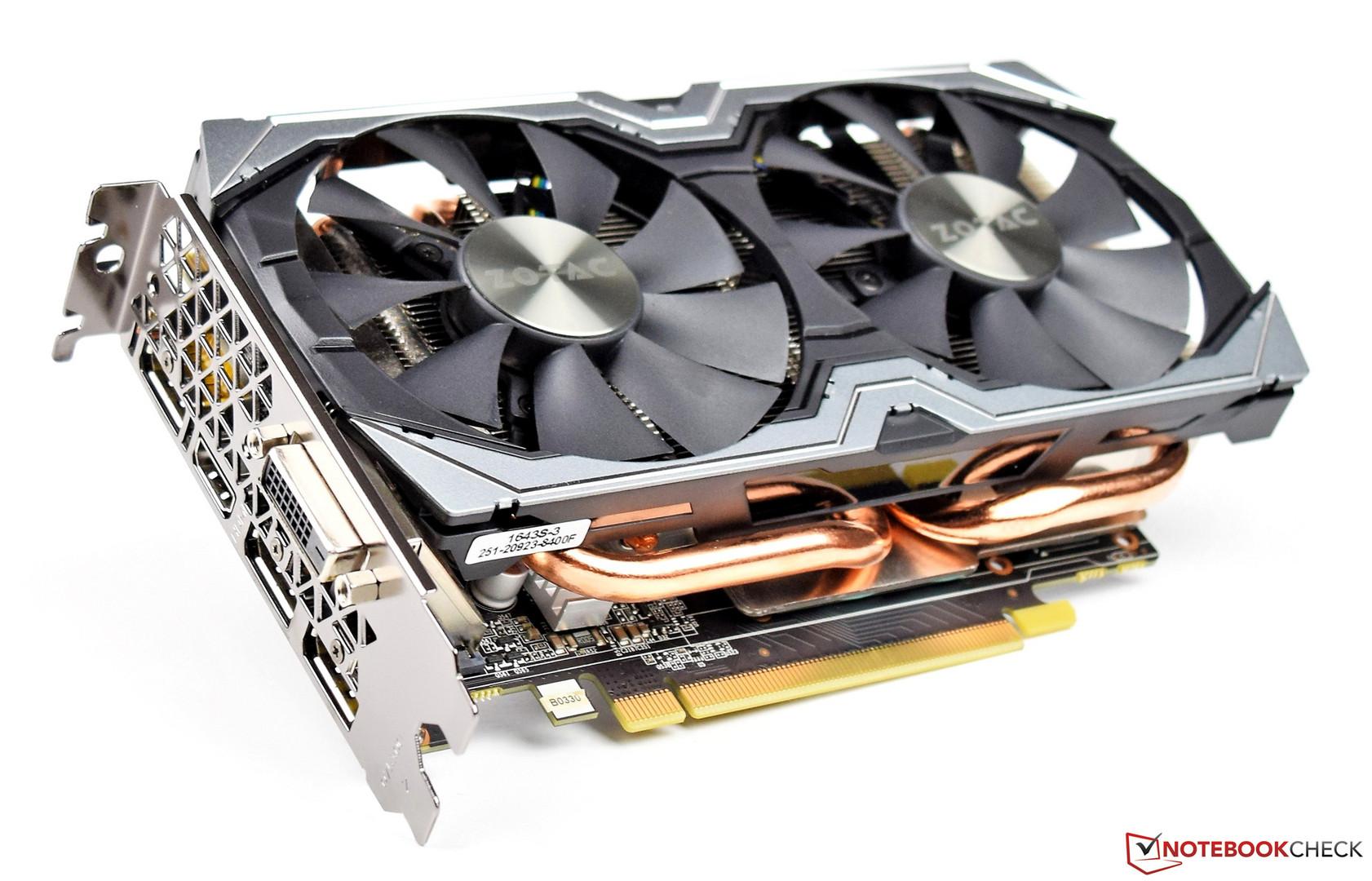 Zotac GeForce GTX 1070 Mini Graphics Card SLI Configuration
