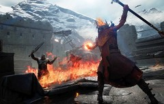 Warhammer: Vermintide 2 coming to PlayStation 4 December 18, Beta now available (Source: Steam)