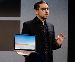The Surface Laptop: Now in its third-generation and two flavours. (Image source: The Verge)