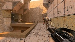 Nvidia has released a fully ray-traced version of Quake II. (Source: Nvidia)