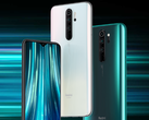 The Xiaomi Redmi Note 8 Pro was praised for its generous 6 GB RAM and attractive design. (Image source: Xiaomi)