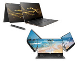 Dell XPS 15 9575 vs. HP Spectre x360 15 2018: Kaby Lake-G Showdown